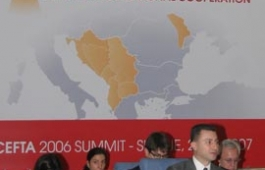 CEFTA Summit Skopje 21 November 2007