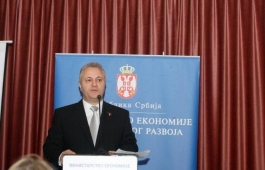 Opening of CEFTA Week 2010 by Minister Dinkic_1