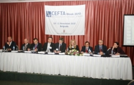 Session I CEFTA Creating Conditions for Establishing a Regional Investment Market
