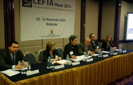 Session II Liberalisation of Trade in Services under CEFTA The Next Frontier