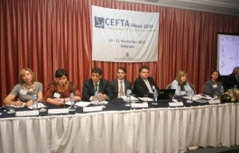Session III CEFTA Contributing to Smart Sustainable and Inclusive Growth