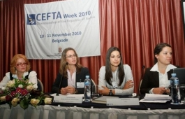 Session IV CEFTA Overcoming Barriers to Trade 1 Transparency and Monitoring