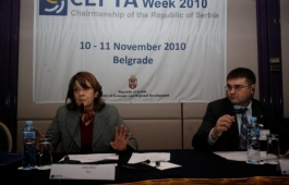 Session IV CEFTA Part of a Wider Regional Partnership